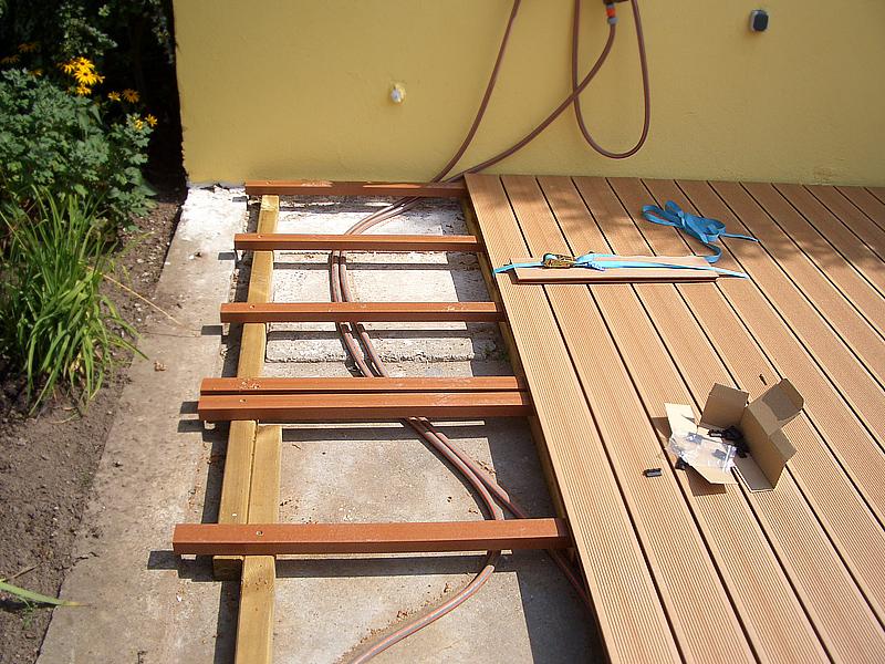 Terrassensysteme